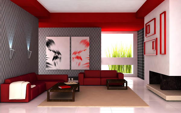 Interior Design Living Room Colors With Red Sofas And Lighting Room Color Ideas