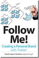 Follow Me Twitter Branding