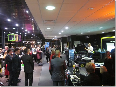 More than 50 people enjoyed the annual Ladies Night event at Blue Bell MINI Crewe