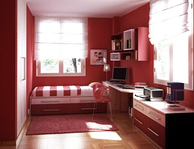 Study Room In Kids Bedroom Interior Design Ideas From Sergi (6)