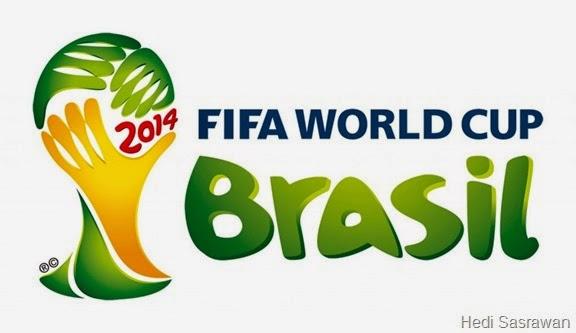Abis Nonton Pembukaan Piala Dunia 2014