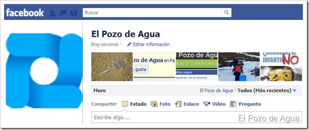 El Pozo de Agua en Facebook