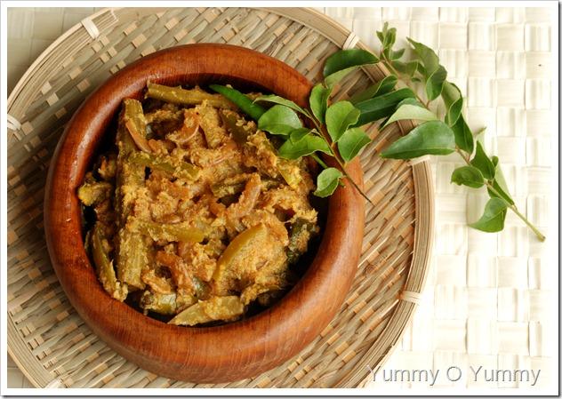 Unakka Chemmeen - Padavalanga Curry