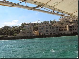 Jaffa - leaving the coastline behind