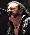 Lemmy Kilmister - Baixo/Vocais
