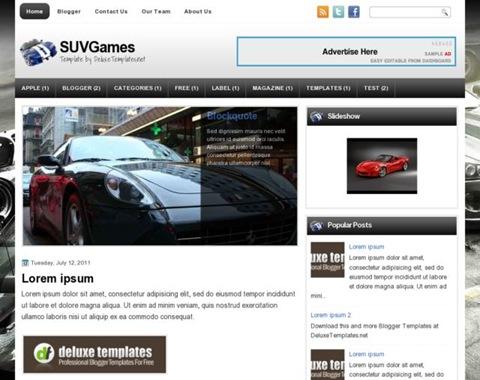 SUVGames