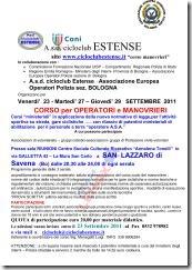 CORSO PE R MONOVRIERE Bologna 23-27 09 2011_01