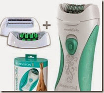 Amazon:Buy Remington EP6020 Women's Shaver at Rs.3300