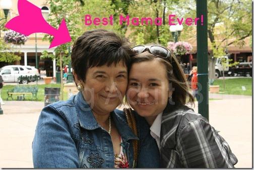 Me and mama