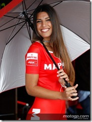 Paddock Girls Gran Premio bwin de Espana  29 April  2012 Jerez  Spain (37)