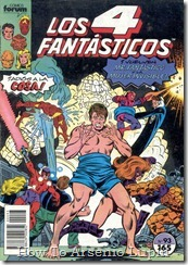 P00094 - Los 4 Fantásticos v1 #93