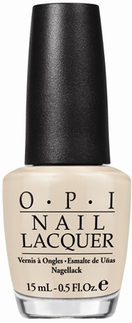 OPI You're So Vain-illa (inspired by Vanilla Coke)
