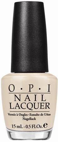 OPI You're So Vain-illa (inspired by Vanilla Coke)