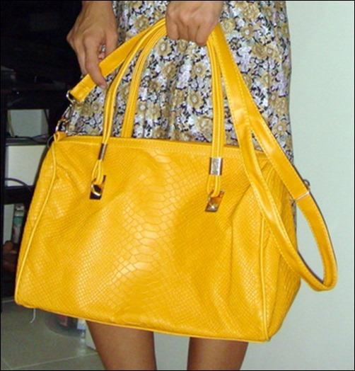 SM Southmall's TheBigSale: Parisian Bag at P399