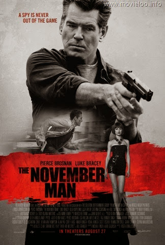 The November Man (2014) 720p HDRiP