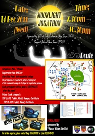 Moonlight Jogathon final