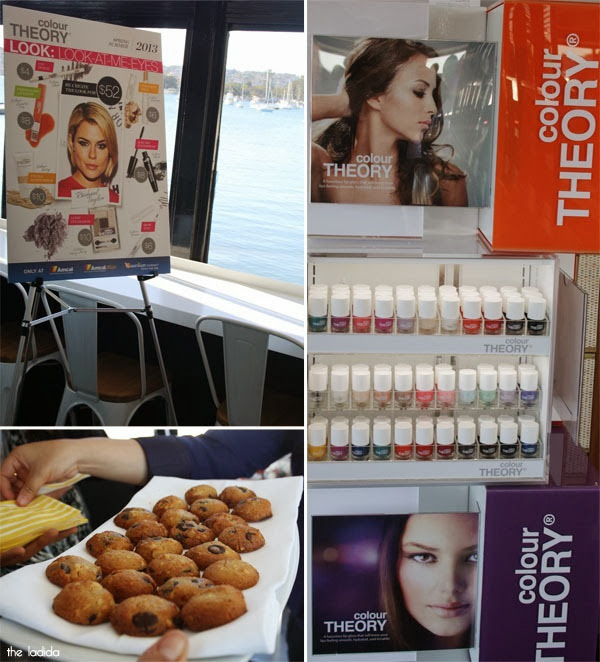 Colour Theory Australian Launch - Sailors Club Rose Bay - Nail Polish