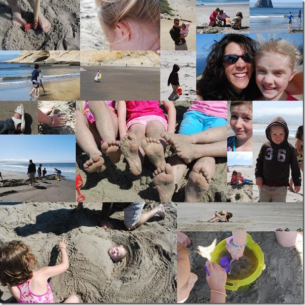 2011-08-21 Wilcox Family Beach Trip