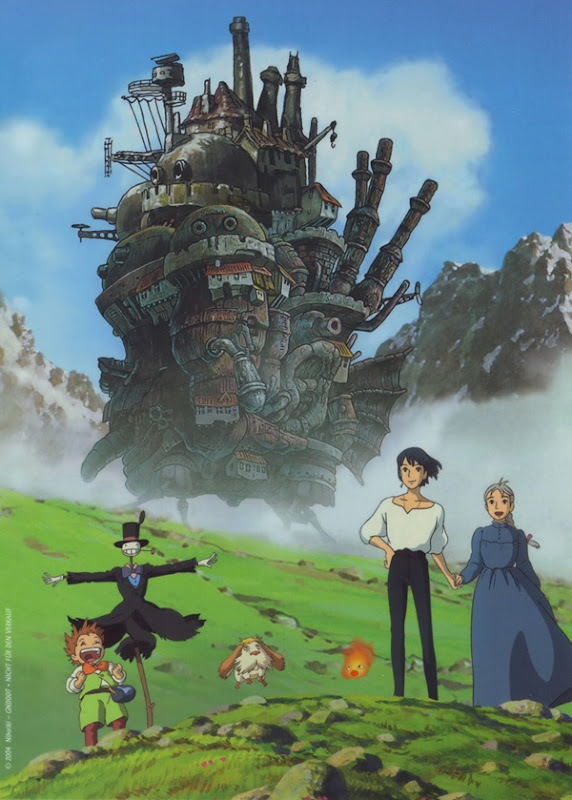 Howl's Moving Castle 1