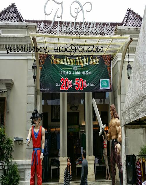 Bandung 3D2N 万隆 印尼 3天两夜 ~~~ Day 2 Shopping day