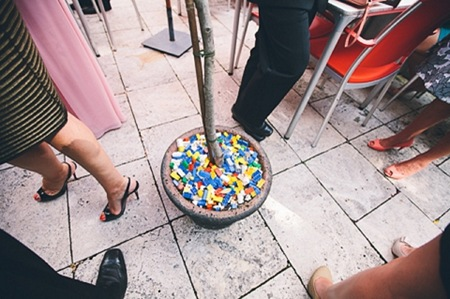 Semplicemente Perfetto Wedding Lego 06