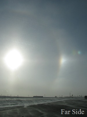 Sundogs one