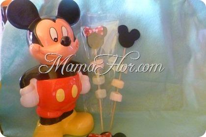 Brocheta de Bombones: Micky Mouse