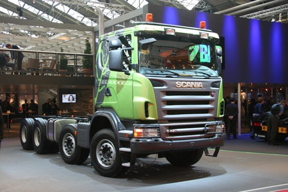 Camion Scania G420