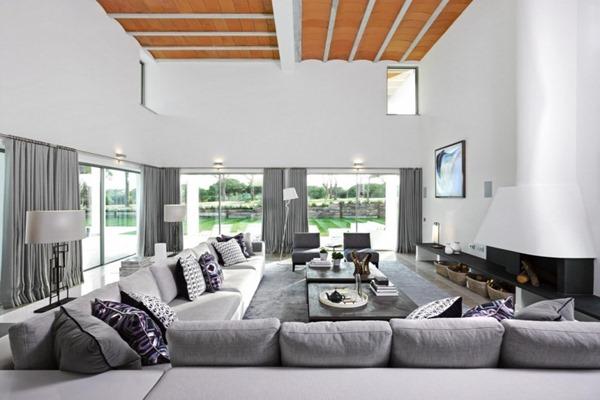 decoracion-minimalista-Casa-San-lorenzo-Norte