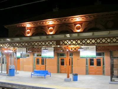 Amtrak station