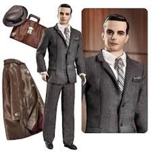 don draper mad men barbie