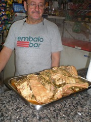 Embalo Bar - Ivan e a costela de porco