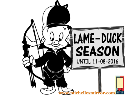 lame duck season cop2y