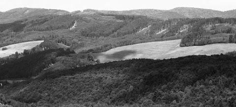 ... lúky Volovských vrchov ...