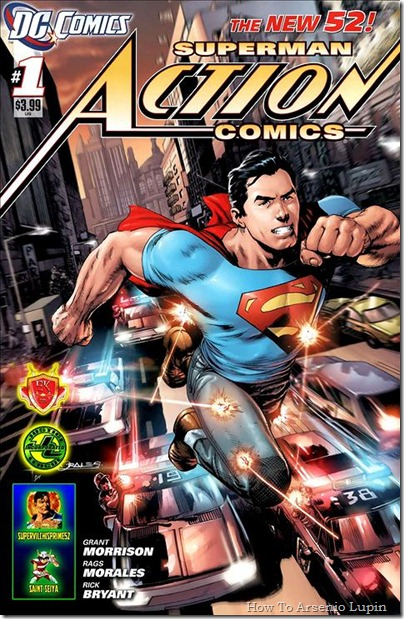 P00005 - Action Comics #1 - Superm