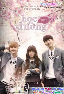 Học Đường 2015 - Who Are You - School