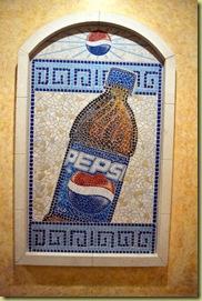 V Pepsi Mosaic