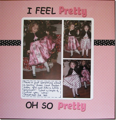 20 I feel pretty