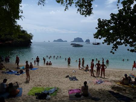 Plaja Thailanda: Phranang Cave Beach