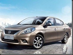 nissan sunny new pic