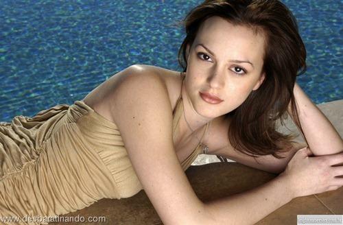 Leighton meester blair gossip girl garota do blog linda sensual desbaratinando  (221)