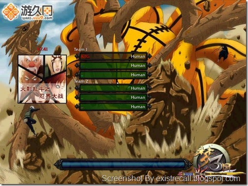 Naruto Battle Royal v7.41(With AI) Warcraft 3 Map