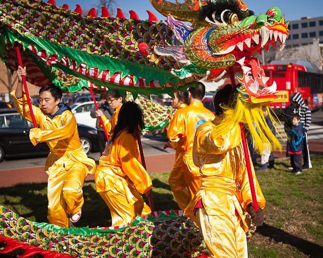 2012 Chinese New Year Parade Washington DC-2