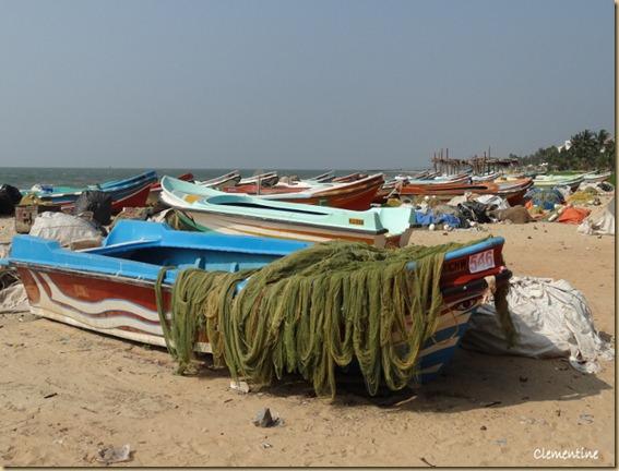 Bteaux pcheurs Sri Lanka