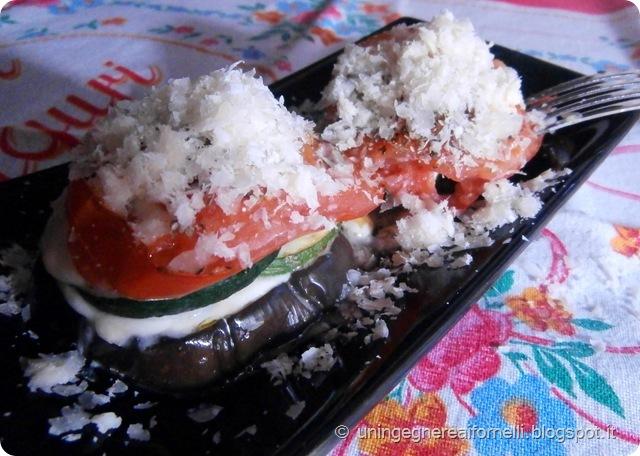 parmigiana melanzane zucchine non fritta  pomodoro mozzarella olive parmigiano parmesan zucchini aubergines zucchini tomaroes lasagna vegetables