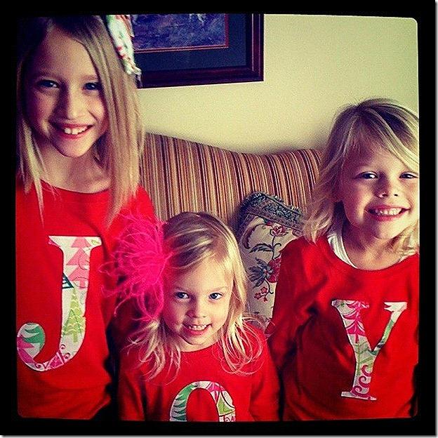 JOY to the world. Christmas 2011