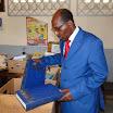 L'Ambassaeur Zoula a marqué une forte présence lors de l'inauguration.JPG