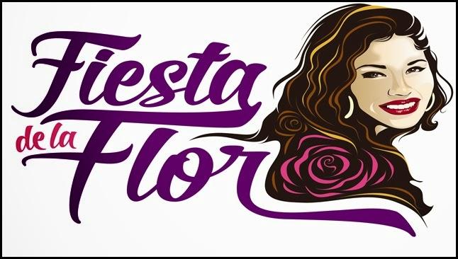 Selena Version 2 Fiesta De La Flor Logo