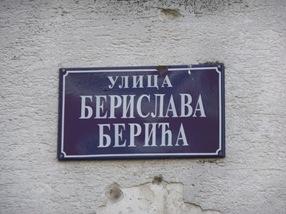 la calle no se qué de Novi Sad
