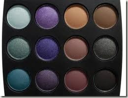 Coastal Scents Go Palette London